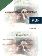 5.1. Cercetarea descriptiva.ppt