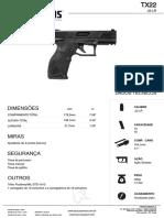 Tx 22 Características