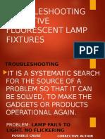 TROUBLESHOOTING DEFECTIVE FLUORESCENT LAMP FIXTURES.pptx