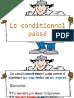Le Conditionnel Passe.ppt
