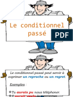 Le Conditionnel Passe.ppt