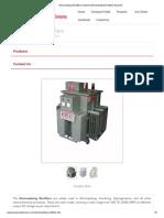 Electroplating Rectifiers,Industrial Electroplating Rectifiers Exporter