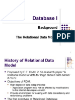 Week03 - The Relational Data Model