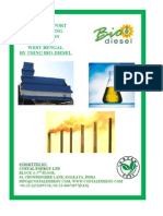 Biodiesel India; Pollution Department-Costal Energy Limited