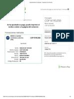 Departamento de Antioquia - Impuestos de vehículos