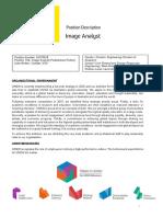 Position Description - Image Analyst (Postdoctoral Fellow).pdf