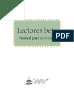 Ebook Lector Beta