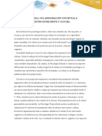 Resumen de Antropilogía psicológicca- fase 2.