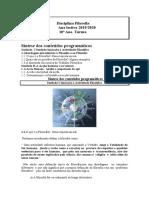 Abordagem Inicial à Filosofia e ao Filosofar, A acção humana e os valores.doc