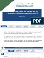 PCA Entreprises -CGEM
