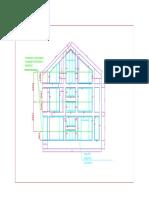 фасад уточнениес вент фасадом-Модель