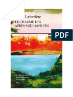 Dany Laferriere - Le charme des apres-midi sans fin - 1997