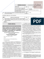 Resolución Administrativa N° 000135-2020-P- CSJLI-PJ