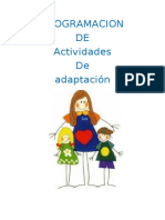 PROGRAMACION DE ADAPTACION 2020