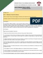 Plan de Trabajo Para El Grupo Cte 20 Marzo 2020