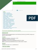 Funciones estadísticas 3 - LibreOffice Calc