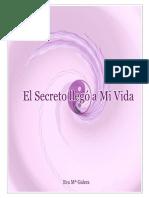 libro El Secreto llego a Mi Vida regalo