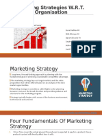 Marketing Strategies W (1) (1)