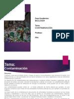 contaminacion del medio ambiente.pptx