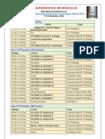 Schedule BEATS 2010