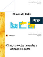 6TO BÁSICO. CLIMAS DE CHILE.ppt