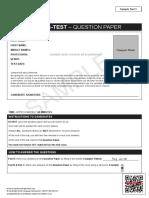 Thalibah - Listening-Sample-Test-1-Question-Paper2020