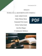 Ensayo Argumentación juridica. (1).docx