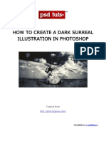 How to Create a Dark Surreal Illustration in Photoshop