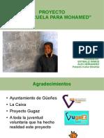 Gugaz Solidario - Una Escuela Para Mohamed. Sahara