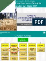 4. Planeamiento Urbano