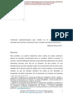 OliverosOrtiz_Tensiones epistemológicas que inciden en la construcción del concepto de justicia transicional como modelo de justicia autónomo