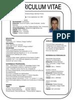 CV Aníbal Sánchez