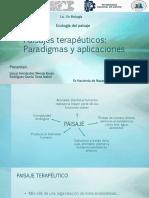 Paisajes terapéuticos paradigmas y aplicaciones
