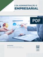 Conceitos da administração e ética empresarial