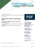 e303 -- Pediatrics