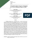 Landslide Hazard Potential Analysis Using Gis, Patalganga