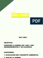 Presentacion ISO14000
