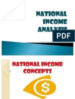 National Income Analysis - Final