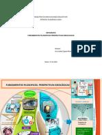 INFOGRAFIA EPISTEMOLOGIA FUNDAMENTOS FILOSOFICOS PERSPECTIVAS IDEOLOGICAS