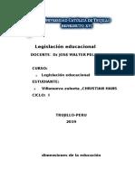 DIMENSIONES DE LA EDUCACIÓN