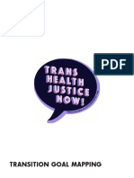 Transition Goal Mapping