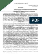 declaratoria emergencia colima coronavirus