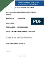 mrcastañedavega_formacionysocializacion