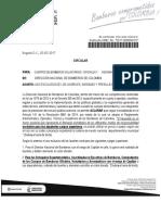 CIRCULAR - USO EXCLUSVIO DE LAURES INSIGNIAS Y PRESILLAS_