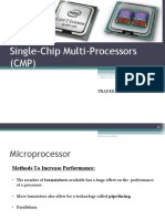 Single Chip Multi Processor