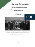 michael richard starks - Suicidio pela Democracia -  Um obituário para América e o mundo   5ª edição-Reality Press (2020)