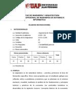 SILABO DE MICROECONOMÍA_2019