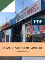 PLAN DE SUCESION IMPRENTA RAMIREZ