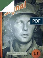 Signal / 1942/12 / Der deutsche Infanterist