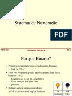 001 - Programando em Python - Sistemas de Numeração
